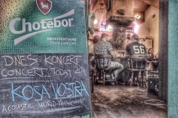Koncert Kosa Vostra (21. 7. 2016)